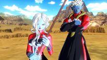 Towa and Mira xenoverse