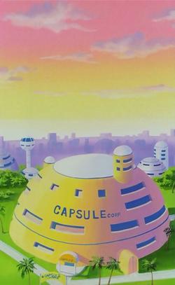 Capsule Corporation DBZ Ep 207 001