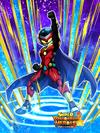 Dokkan Battle World-Saving Hero Great Saiyaman 4 card (SDBHWM Great Saiyaman 4 Beat UR)