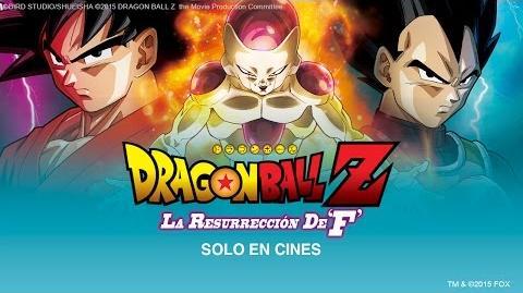 Dragon Ball Z La Resurrección de Freezer Trailer Doblado al Español (HD)