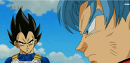 EP49DBS Vegeta y trunks mirai
