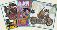The World, The World Anime Special y Toriyama Exhibition