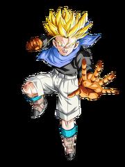 Trunks GT (Super Saiyan) (Artwork)