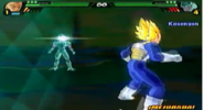 Coola vs Vegeta