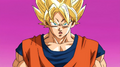 DBS SSJ Goku tired 2309213