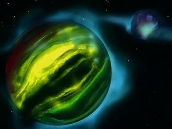 Planet Yadrat