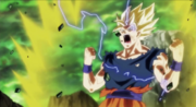 Strengthened Super Saiyan 2 Goku