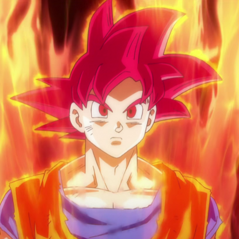 Super Saiyan God-E