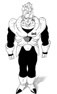 Android 16 dragon ball wiki fandom powered by wikia anime manga publicscrutiny Gallery