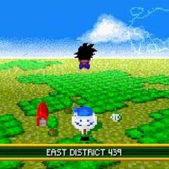 Il Distretto dell'Est in <i>Buu's Fury</i>.
