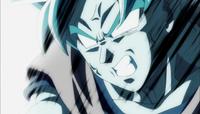 Goku absorbe la Genki-dama
