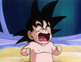 Baby Goku (DBZ Bardock)