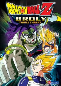 Broly Triple Amenaza