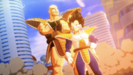 DBZ Kakarot Screenshot Vegeta and Nappa