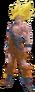 Goku SSJ Namek by shadsonic2-1-
