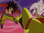 Goku Super Saiyan vs Super Baby Vegeta 2 (4)
