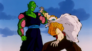 Piccolo vs Androide 20