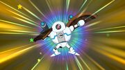 SDBH World Mission Hero Robo Super Hero Robo Capsule Activated! (Capsule Corporation Machine Mutant)