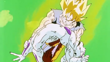 Super Saiyajin vs Freezer