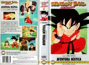 VHS DRAGON BALL LAS PELICULAS MANGA FILMS 3