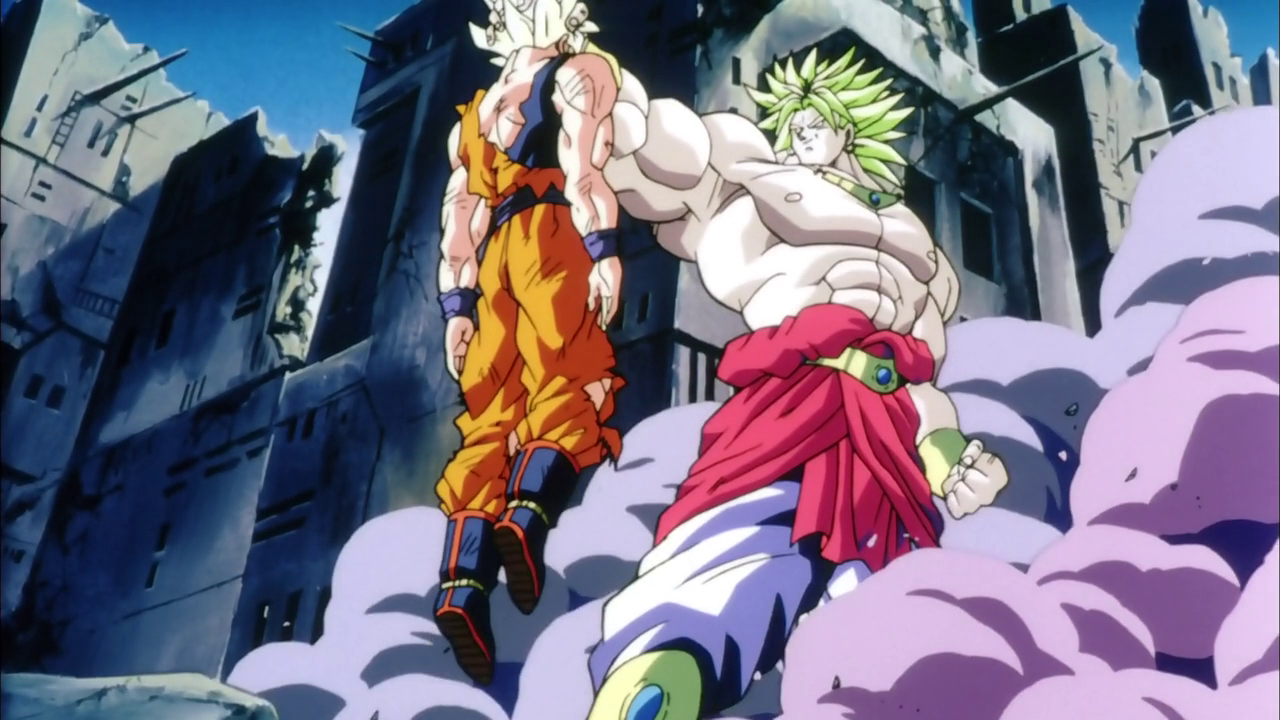 Image result for dragon ball broly