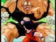 Goku vs recoome
