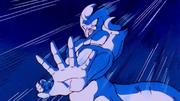 Powering rage freeza