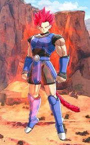 Shallot (Super Saiyan God)