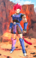 Shallot (Super Saiyan God)