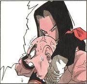 -17 chokes Tien