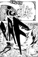 DBZ Manga Chapter 275 - Vegeta Final Crash 2