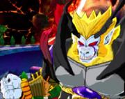 Golden Great Ape Ultimate Maxi Fusion