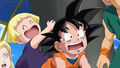Goten Marron 18 Trunks