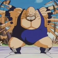 Piroshiki esegue la sua mossa simil Rolling Thunder Punch.
