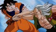 Son Goku contro Androide 13