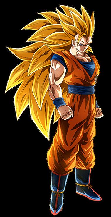 Super Saiyan 3 Dragon Ball Wiki Fandom Powered By Wikia