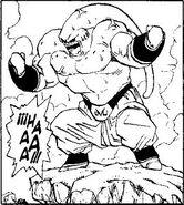 Ultra buu en el manga
