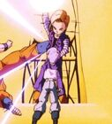Attacking Future Trunks