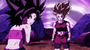 Caulifla and Kale 2
