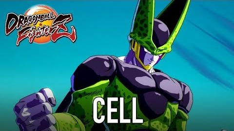 Dragon Ball FighterZ - PS4 XB1 PC - Cell (Character Intro Video)