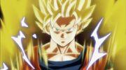 Goku SSJ2 Eleva Ki