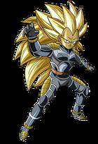 Basaku Super Saiyan 3