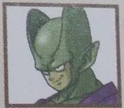 Cell head Namekian