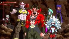 Dioses Demonios Evolucionados
