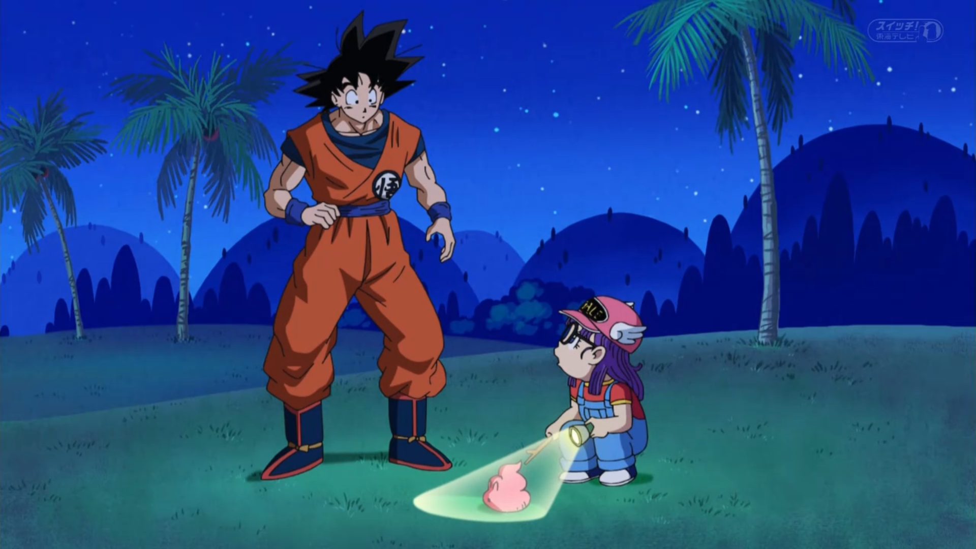 Goku s Energy is Out of Control The Struggle to Look After Pan