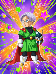 Last-ditch Attempt Trunks Card artwork
