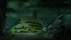 Trunks Mai is Capsule Corporation