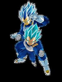 Blue Shinka y Blue Normal