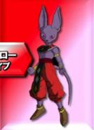 SDBH BM5 (Big Bang Mission 5) God of Destruction Hero (Beerus' race Hakaishin Hero)
