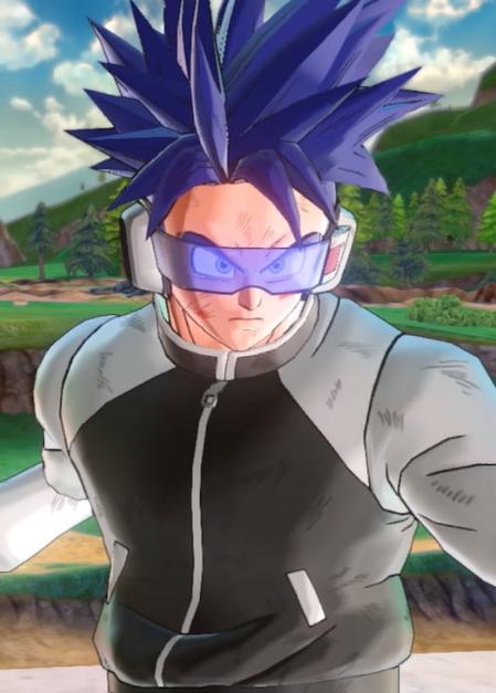 Future Warrior Xenoverse 2 Dragon Ball Wiki Fandom Powered By